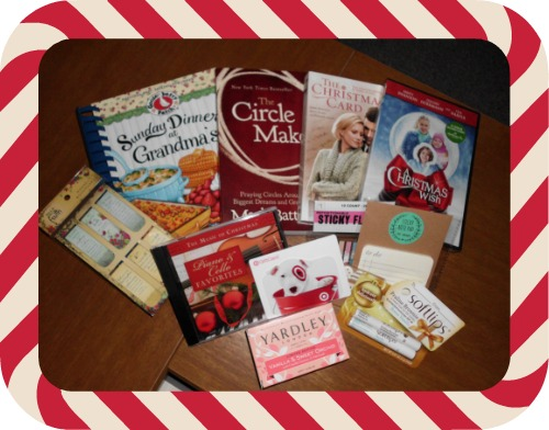 Enter now through Sat., Dec. 14th for a chance to win my blog drawing!
